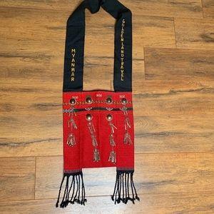 Handbags - Boho Myanmar Bag